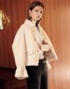 Double-Face Cashmere-Blend Jacket