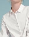 Sleeved Embellished Shirt