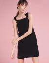 Strappy A-Line Dress