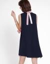Color Block Shift Dress