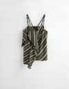 Strappy Top With Layered Detail