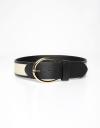 Tailored Contrast Belt