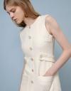 Shift Texture Dress