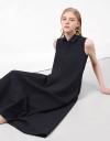 Texture Seesucker Maxi Dress