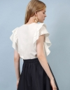 Frilly Mix Top