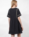 LIMITED EDITION Embroidered Tunic Dress