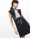 LIMITED EDITION Convertible Collar Lace Dress