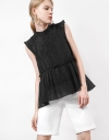 Oversized Gather Top
