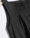 Handpleated Midi Dress