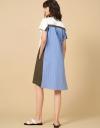 Combine Oversized Shirt Dress