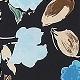 Black Florals(A09747)