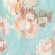 Blue Florals(A09823)