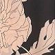 Black Florals(A09917)